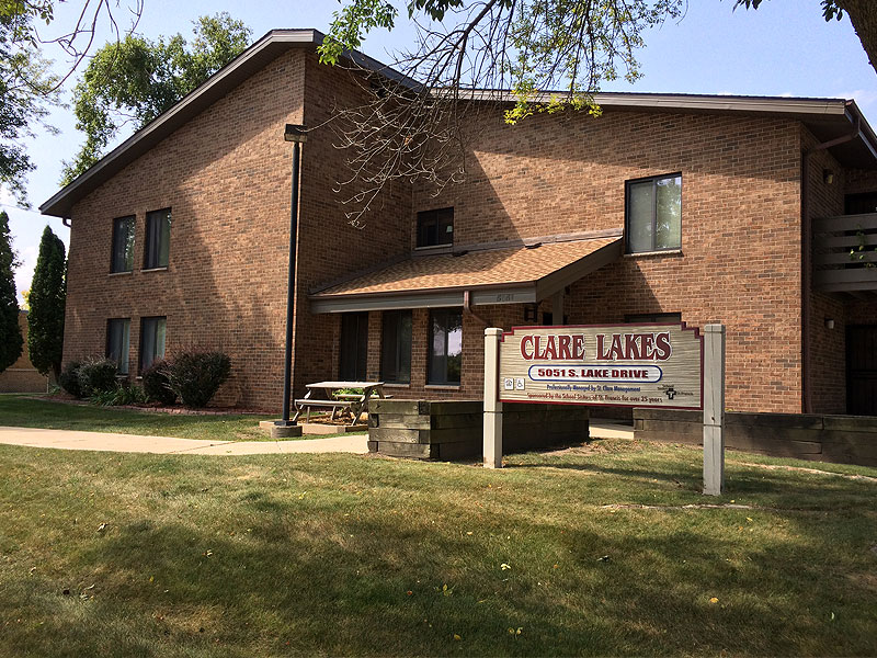 Clare Lakes Apartments managed by St Clare Property Management